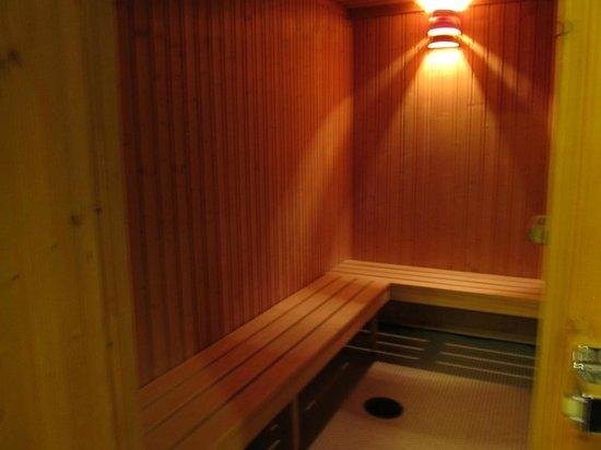 Parkhotel Brunauer: sauna