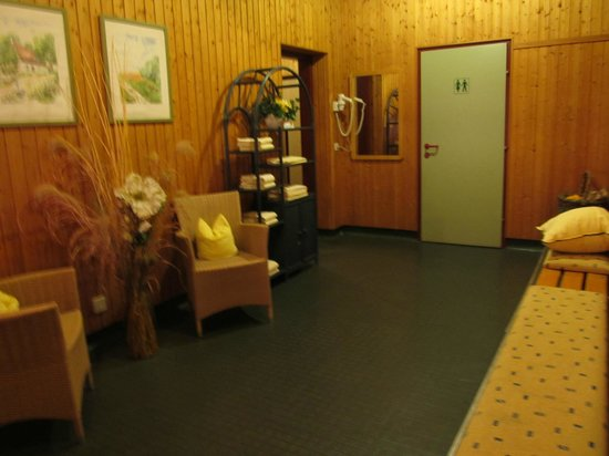 Parkhotel Brunauer: spa