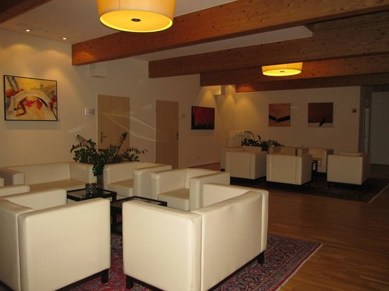 Parkhotel Brunauer: reception