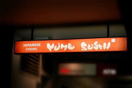Yume Sushi: We are standing in Drummoyne for 4 years