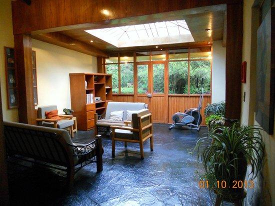 Hotel Samanapaq: multi purpose room, study room