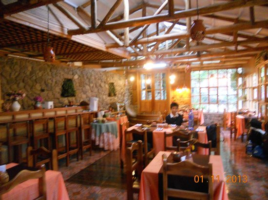 Hotel Samanapaq : Restaurant, breakfast buffet is included