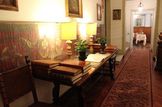 호텔 토르나부오니 배치 사진