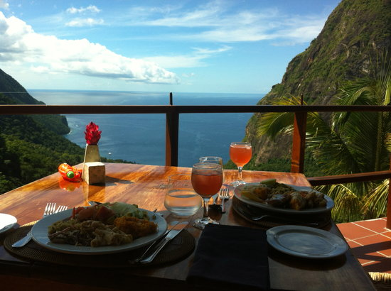Ti Kaye Resort & Spa:                   Ladera brunch was so lovely