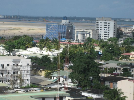 Eko Hotels & Suites: From my window