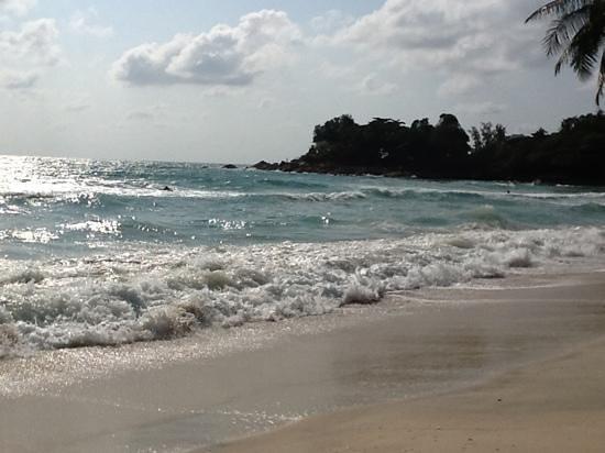 Sans Souci Samui:                                     beachfront