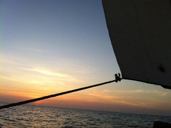 The Residence Zanzibar: Sail & Sunset