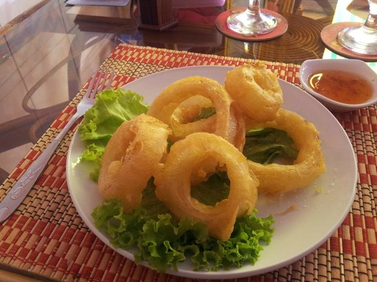 Aroma Chef:                   Best Onion Rings