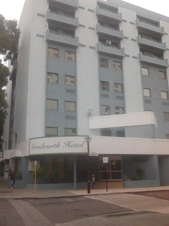 Comfort Inn & Suites Goodearth Perth:                   ingresso principale