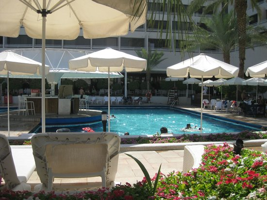 Isrotel Lagoona:                   Pool