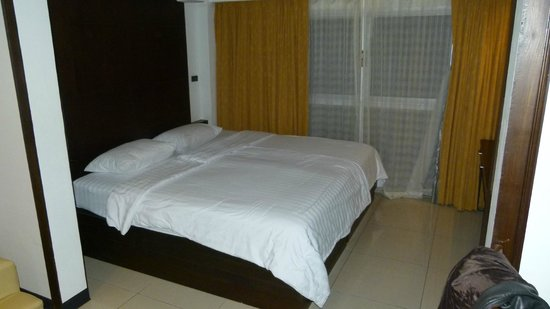 Baywalk Residence Pattaya: Clean room