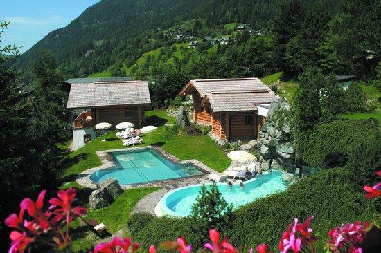 Das Ronacher - Therme & Spa Resort: Saunabereich