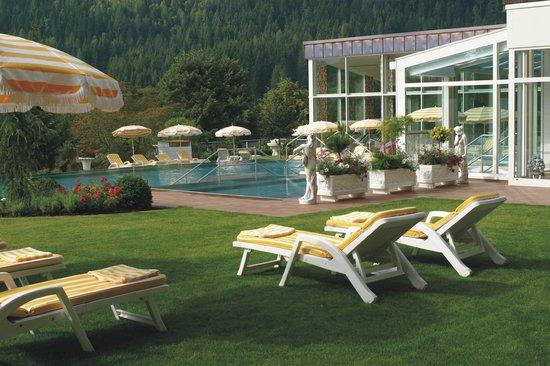 Hotel Ronacher: Poolbereich