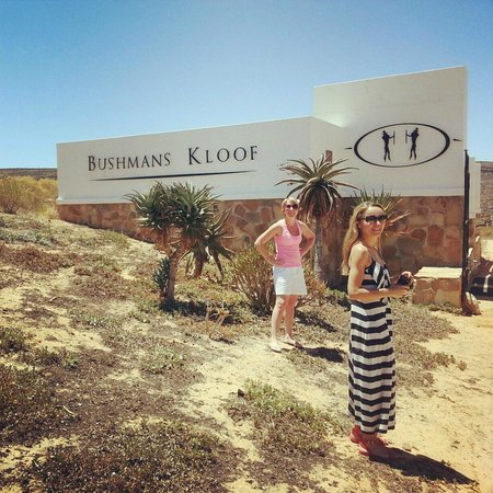 Bushmans Kloof Wilderness Reserve & Wellness Retreat:                   Entrance to heaven!!!