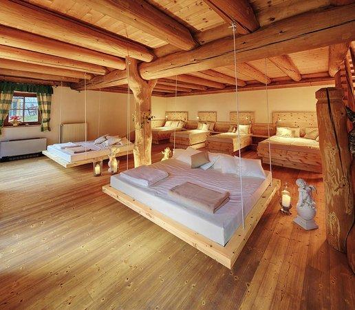 Das Ronacher - Therme & Spa Resort: Zirbenwellnesstraum