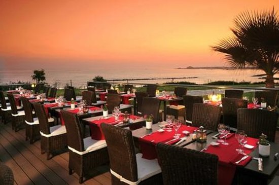 Alexander The Great Beach Hotel: Kiku Japanese Restaurant