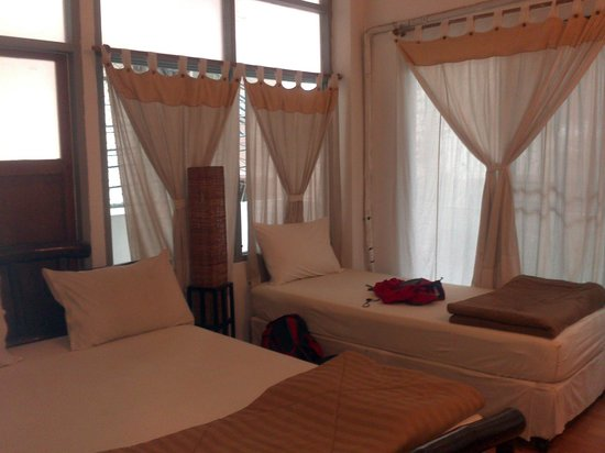 Lamphu House:                   Nice room
