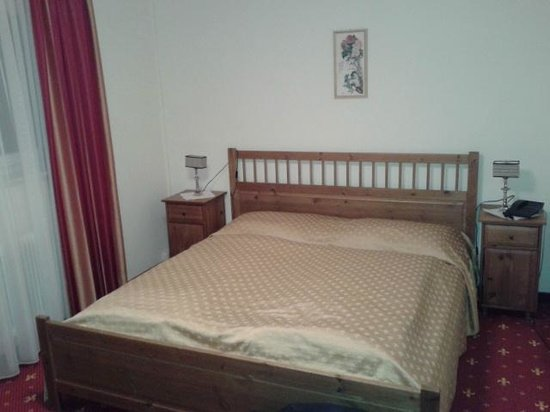Villa Excelsior Hotel & Kurhaus:                   Room