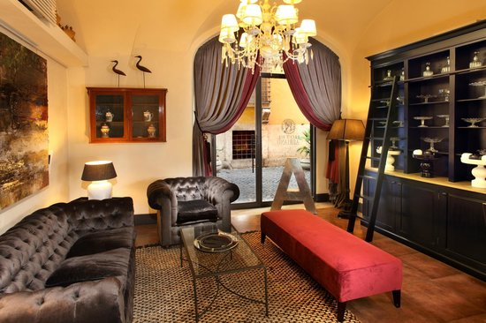 Hotel Adriano: PALLACORDA ROOM