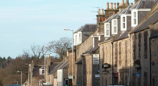 The Grant Arms Hotel, Fochabers