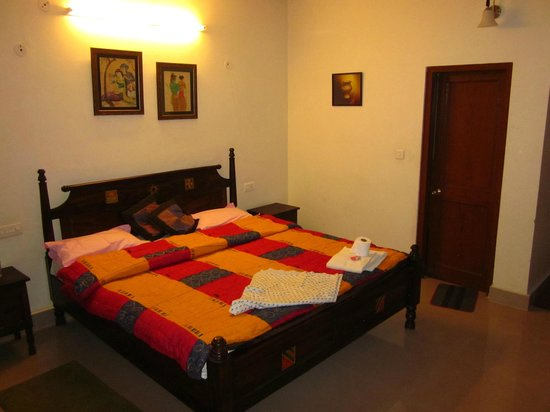 Naindevi Homestay:                   room