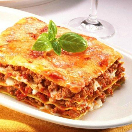 Pane e Tulipani : lasagne