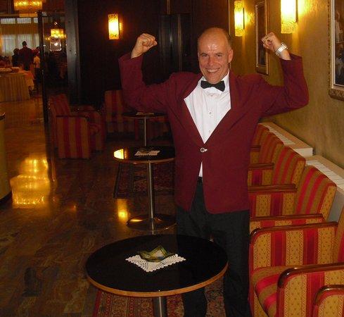 Hotel Abano Verdi Terme:                   Bester Mann