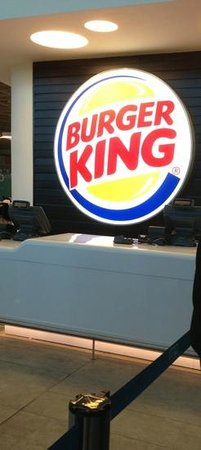 burger king Marseille aeroport