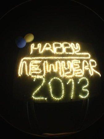 Ao Chalong Villa & Spa:                   празднуем новый год на пляже