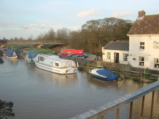 Tickton, UK:                   Highest water levels for some time!!
