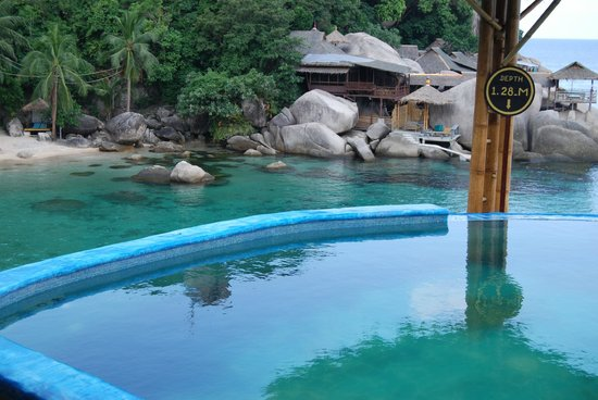 Charm Churee Villa: Private pool
