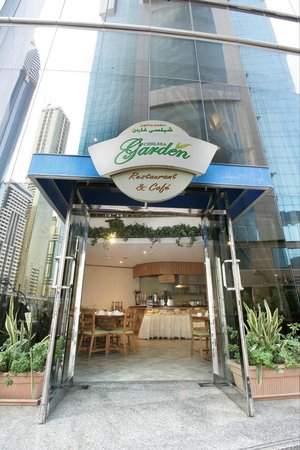 Al Salam Hotel Suites: Chelsea Garden Restaurant and Cafe