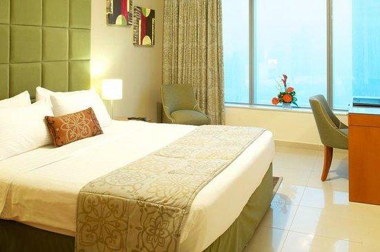 Al Salam Hotel Suites: Bedroom