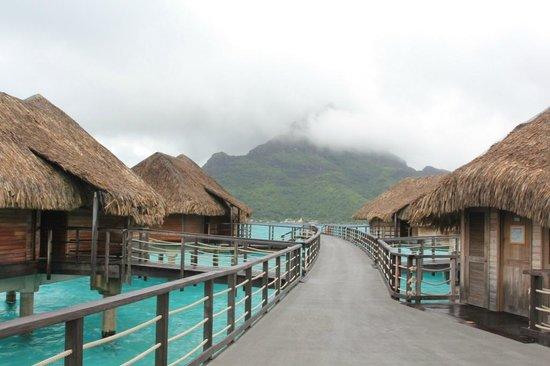 InterContinental Bora Bora Resort & Thalasso Spa:                   2
