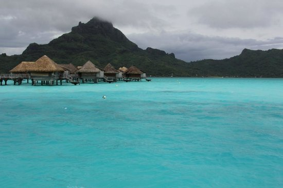 InterContinental Bora Bora Resort & Thalasso Spa:                   4