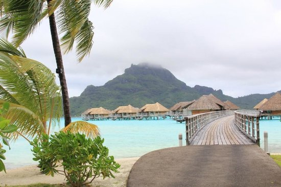 InterContinental Bora Bora Resort & Thalasso Spa:                   6