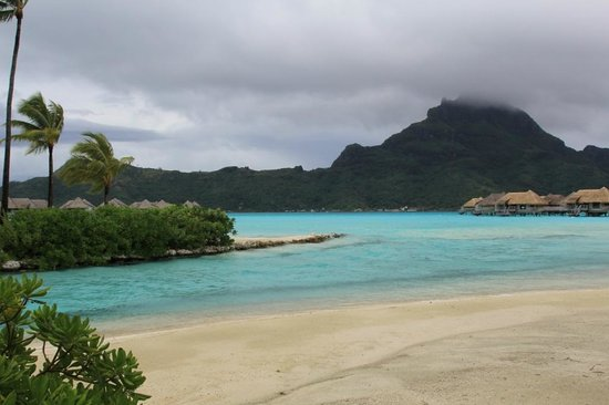 InterContinental Thalasso-Spa Bora Bora:                   5