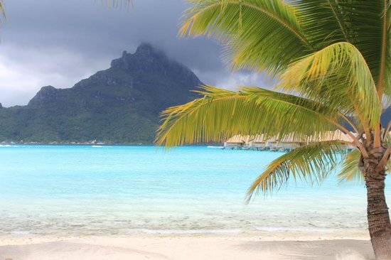 InterContinental Bora Bora Resort & Thalasso Spa:                   1