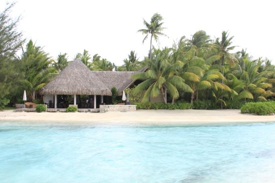 InterContinental Bora Bora Resort & Thalasso Spa:                   7