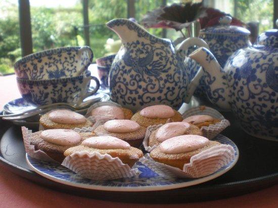 La Villa : tea time !