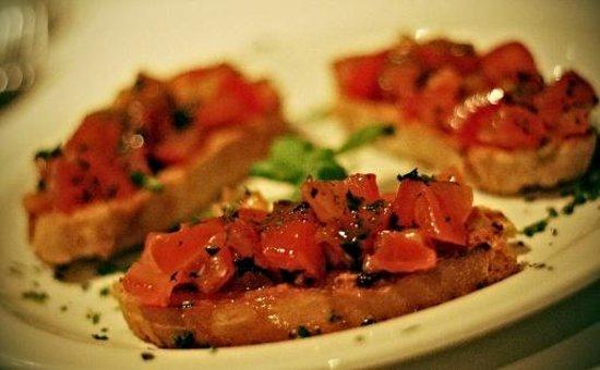 Fratello's: Bruschetta Con Pomodoro