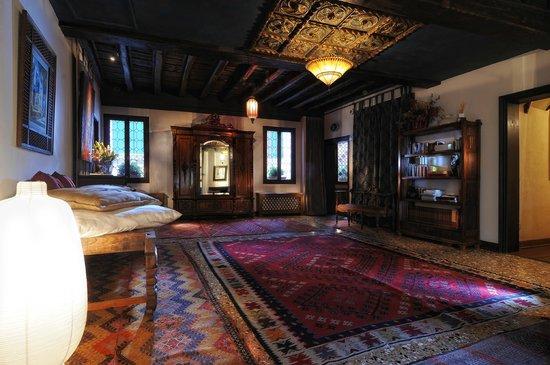 Novecento Boutique Hotel: Lounge