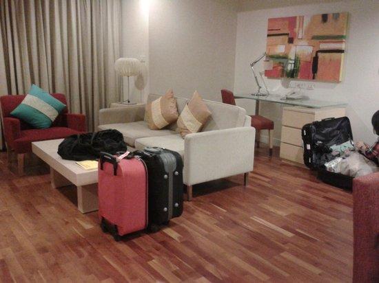 輝盛服務公寓照片