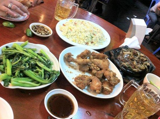 Tai Tai Chinese Restaurant Phnom Penh