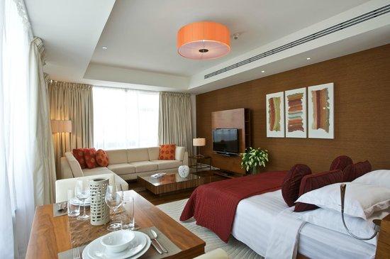 Fraser Suites Doha: Studio Premier ستوديو بريميا
