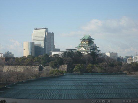 Hotel New Otani Osaka:                   最高の見晴