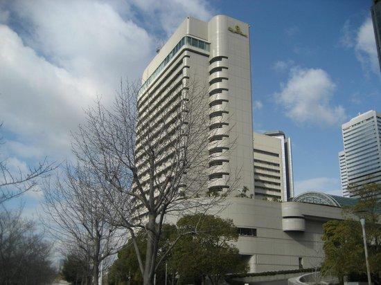 Hotel New Otani Osaka:                   風格の外観!