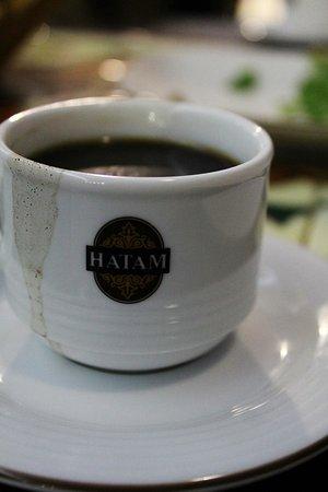 HATAM:                   turkish coffee