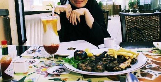 HATAM:                   also I love fruit cocktails there