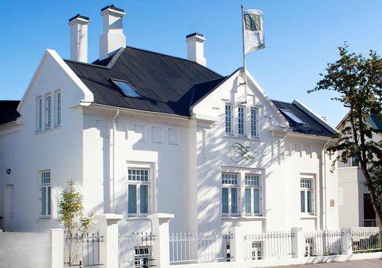 Reykjavik Residence Hotel: Outdoor